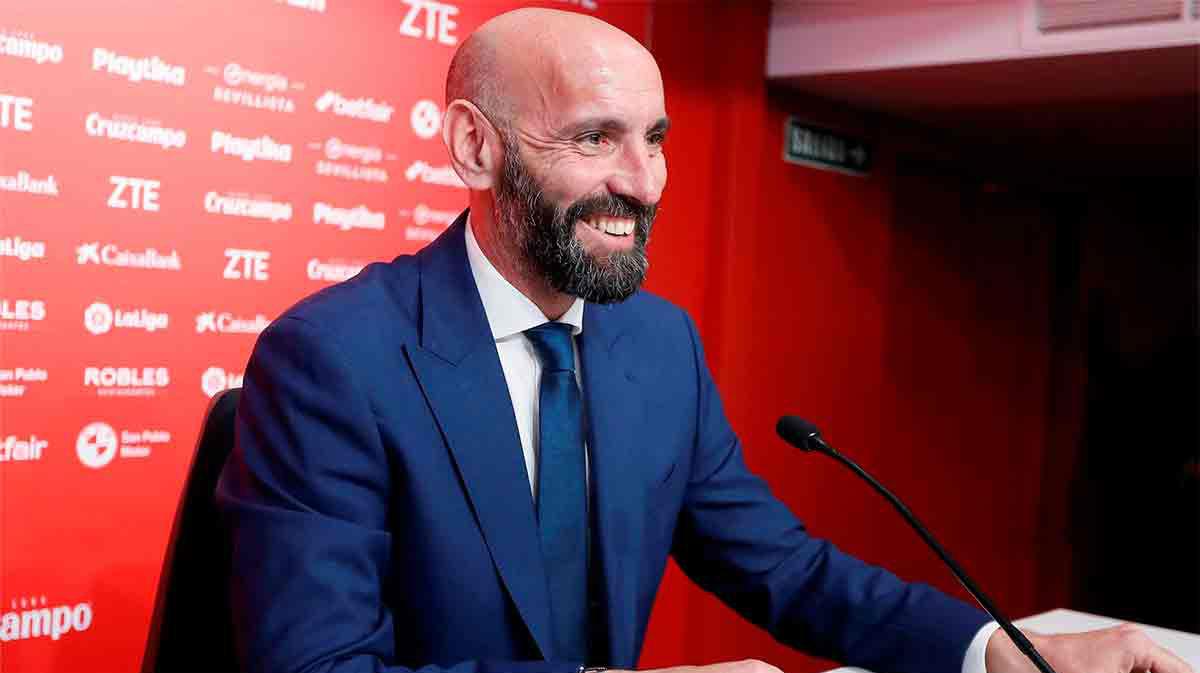 Monchi: No descubro nada si digo que el Bayern es el favorito