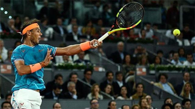 Nadal pierde en semifinales ante Tsitsipas (6-4, 2-6 y 6-3)