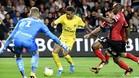 Neymar se debutó con el PSG en el campo del Guingamp marcando un gol y dando una asistencia