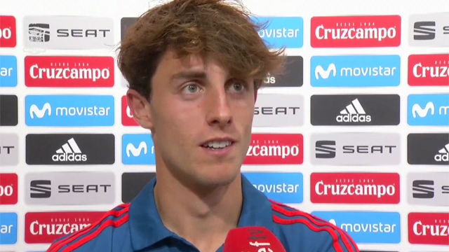 Real Madrid complete signing of Real Sociedad full-back Alvaro Odriozola