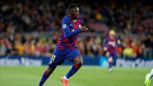 Ousmane Dembélé se ha sometido a un curioso test de Barça TV