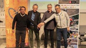 Presentado oficialmente el Cycling Week Barcelona
