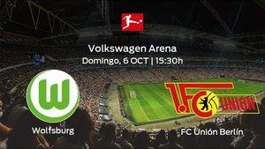 Previa del partido de la jornada 7: Wolfsburg contra Unión Berlín