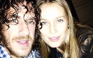 Puyol y Vanesa vuelven a ser padres