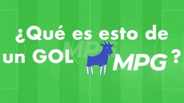 ¿Qué es un gol MPG? Este vídeo te ayudará a entenderlo mejor