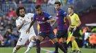 Rafinha ha completado un gran encuentro sustituyendo a Leo Messi