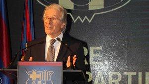 Ramon Alfonseda, presidente de la ABJ