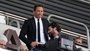 Raúl Tamudo volverá el jueves al Camp Nou