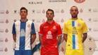 El RCD Espanyol presenta sus equipaciones para la temporada 2018/2019