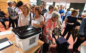 Referéndum en Catalunya