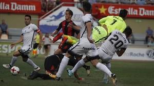 El Reus cayó eliminado por el Sporting de Gijón