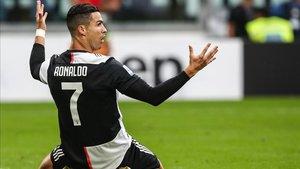 Ronaldo quedó una vez más segundo ante Messi