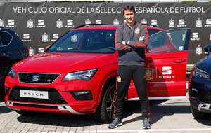 SEAT será el coche oficial de la selección durante el Mundial de Rusia y la Eurocopa 2020