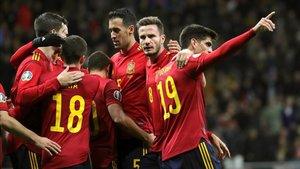 La selección española se enfrentará a la vigente campeona de Europa