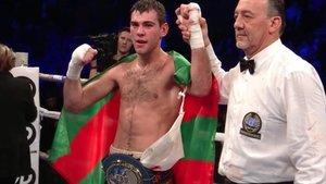 Sergio García realizó un portentoso combate en Londres