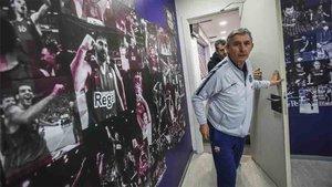 El técnico azulgrana afronta una nueva edición de la Copa del Rey con el Barcelona