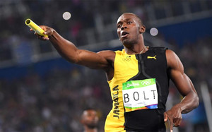 Usain Bolt cumplió con los pronósticos en Río