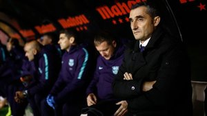 Valverde acierta con los cambios