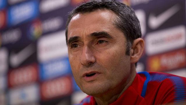 Valverde pide tranquilidad a los aficionados argentinos