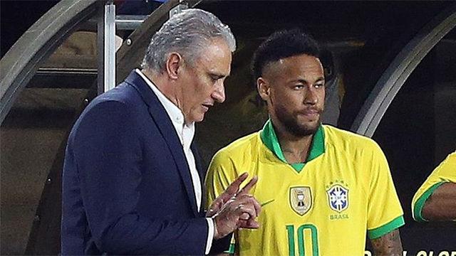 La vida sin Neymar, según Tite