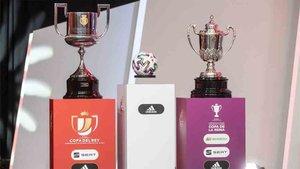 El viernes se celebrará el sorteo de cuartos de final de la Copa