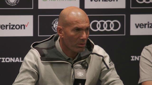 Zidane: Si Bale se va mañana, mejor