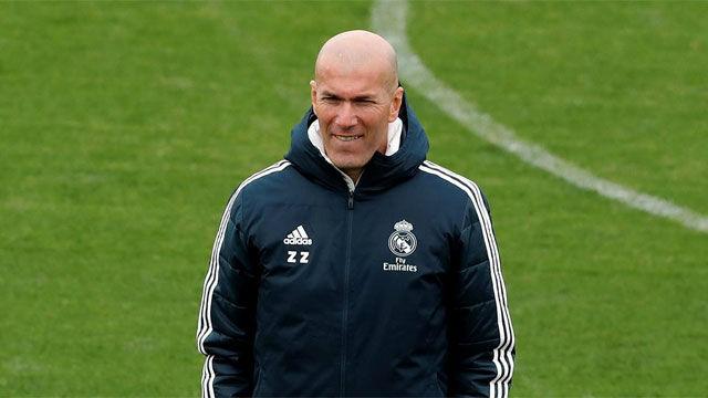 Zidane: No estoy quemado
