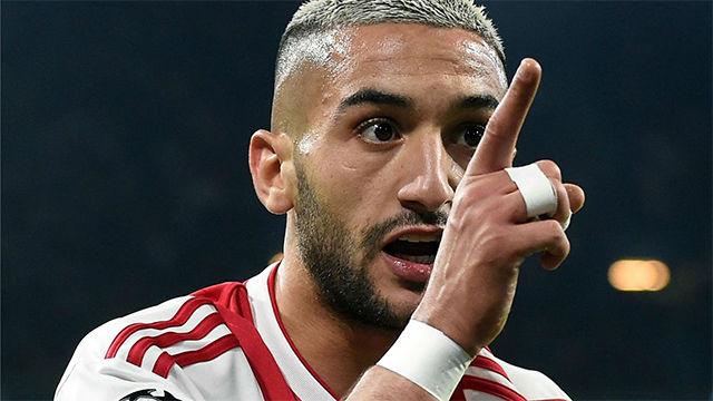 Ziyech cierra su espectacular Champions con otro golazo