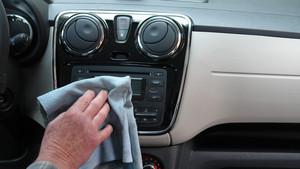 limpiar coche nuevo