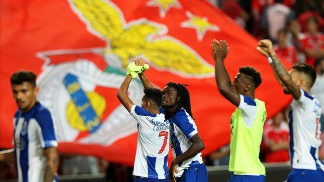El Oporto tiene la liga 'a punto'