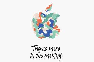 Apple Event 30 Oct