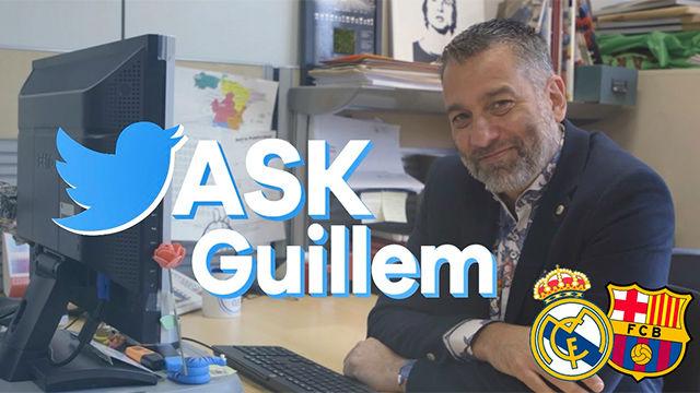 #ASKGUILLEM: Guillem Balagué talks about El Clásico