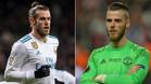 Bale y De Gea pueden cruzar sus destinos