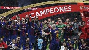 El Barça tiene vía libre para luchar por su quinta Copa seguida