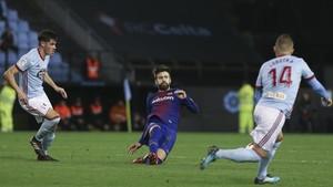El FC Barcelona se juega los cuartos contra el Celta en el Camp Nou ec75e87706a