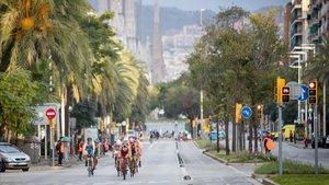 Barcelona Triathlon by Santander de la pasada edición