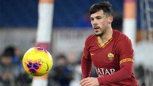 Carles Pérez, delantero de la Roma, recuerda sus inicios en el Barça