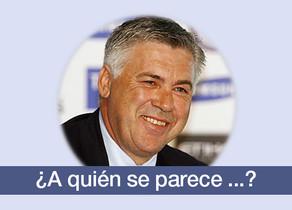 Carlo Ancelotti, entrenador de fútbol