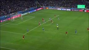 Casillas consoló a los jugadores de la Roma nada más terminar el partido