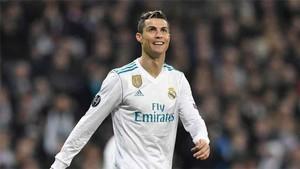 Cristiano Ronaldo consiguió el doblete