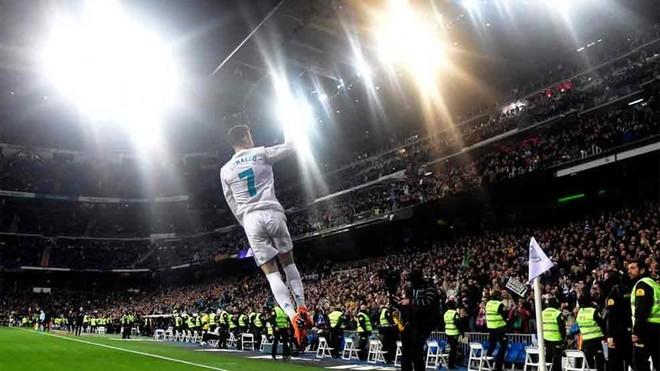 Cristiano Ronaldo supera a Luis Suárez en el Pichichi