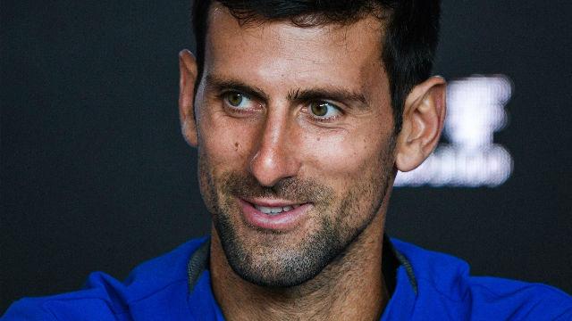 Djokovic: Estaría bien hablar más de mí que de Nadal