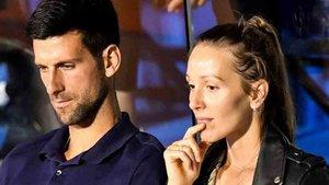 Djokovic y su mujer han dado negativo de coronavirus