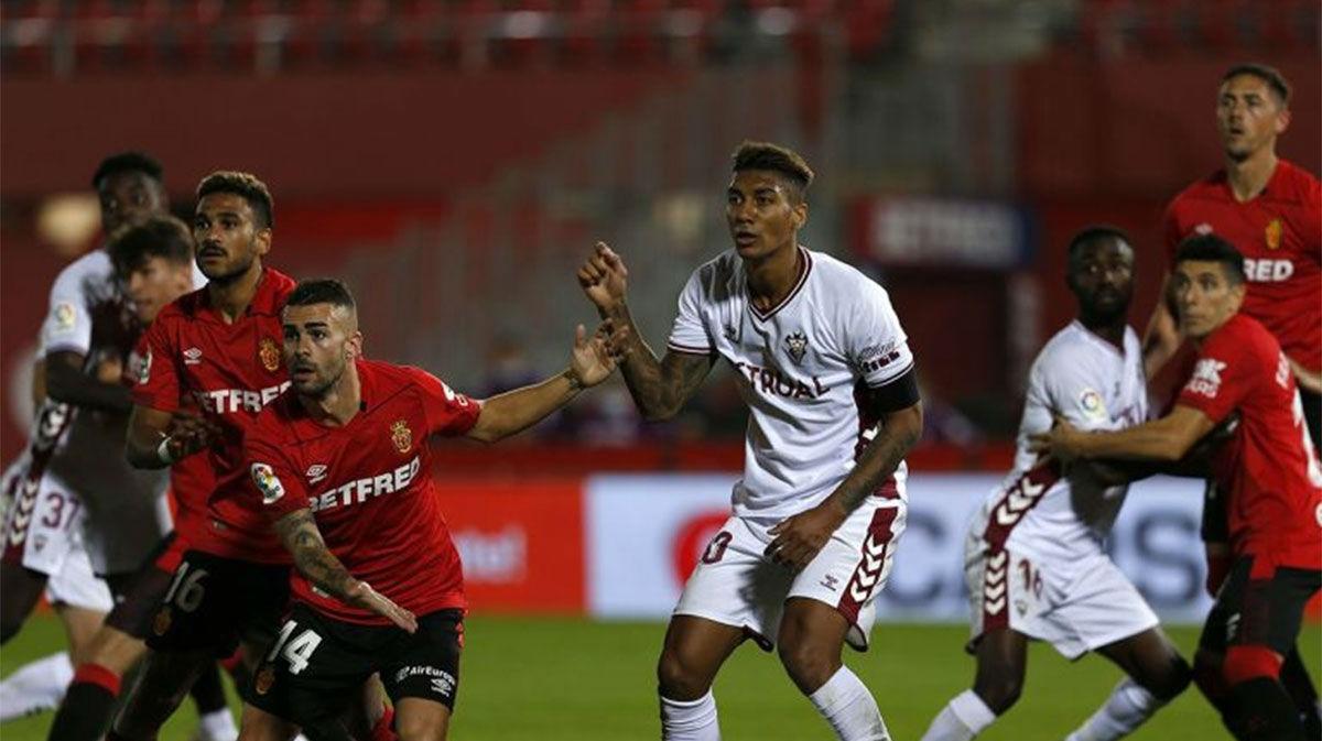 Empate si goles entre Mallorca y Albacete