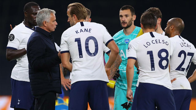 Eric Dier: Mourinho sabe como encender el fuego que hay dentro de ti¿