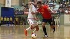 España goleó a placer a Dinamarca