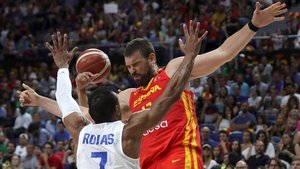 España vs. Puerto Rico será el enfrentamiento más complicado del combinado europeo