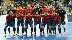 España transformó en goles su superioridad ante Tailandia