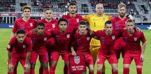 Estados Unidos también sacó cupo para la Copa de Oro 2021