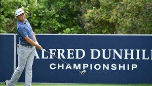 El estadounidense Lipsky, lidera el torneo en Sudáfrica